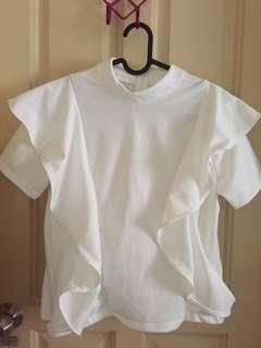 [New] White Top good quality