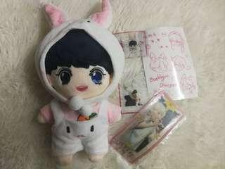 EXO Chanyeol 20cm doll
