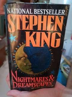 🚚 Stephen king nightmares and dreamscapes