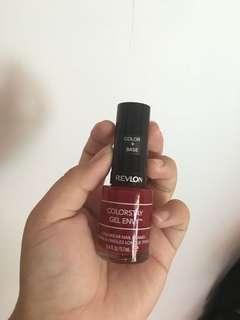 Revlon Nail Polish (kutek merah)