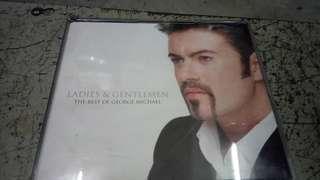 GEORGE MICHAEL.  LADIES & GENTLEMEN CD