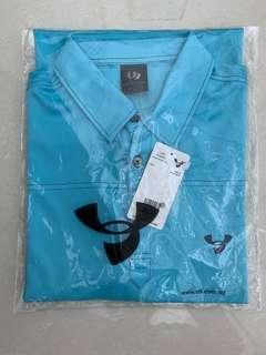 🚚 U9 Dry Fit Sports Polo Tee