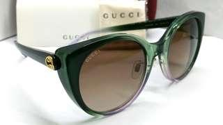 🚚 Authentic Gucci Sunglasses GG0369S 004 with Individualized serial number