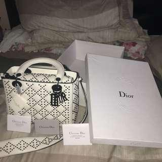 Semi Authentic Christian Dior New Arrival Lady Dior with long strap