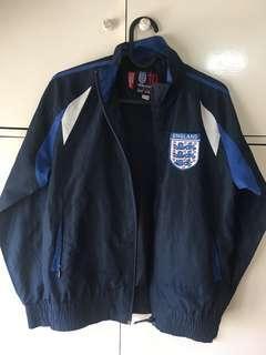 England Football Team Windbreaker (Authentic)