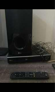LG Surround Sound System