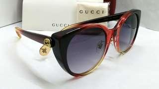 🚚 Authentic Gucci Sunglasses GG0369S 007 with Individualized serial number
