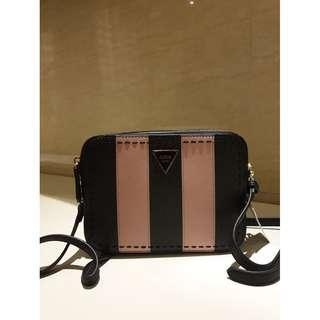 Guess Women's Crossbody Bag VY695912 - Black/Pink