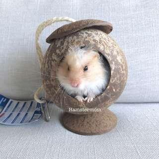 Trixie Hamster Coconut Hideout House