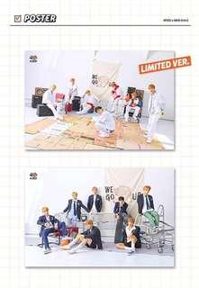 NCT Dream We Go Up Posters (Folded)