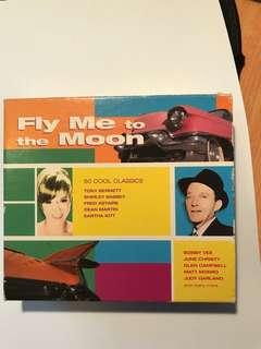 Fly Me to the Moon various artist 60 cool classic