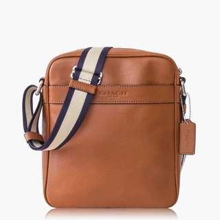 🚚 SALE COACH MENS SLING BAG F71723