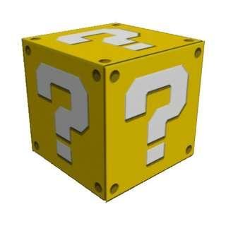 FUFU ITEMS BOX