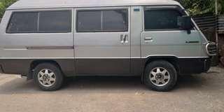 L300 VERSA VAN Diesel 4d56 FOR SALE