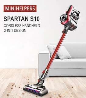 Cordless Vacuum Cleaner Spartan S10 Max 14 kPa