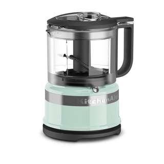KitchenAid 迷你食物調理機(蘇打藍)