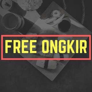 FREE ONGKIR MIN. ORDER 50K!!!