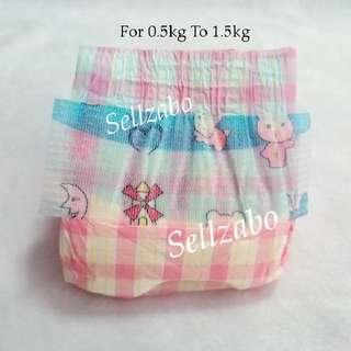 1 Pc Small Female Pets Disposable Diapers Sellzabo Pink Colour Baby Rabbits Bunny Bunnies Kittens Cats Puppy Puppies Chiwawa