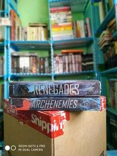 Renegades and Archnemesis by Marissa Meyer