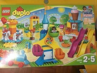 Lego duplo 10840