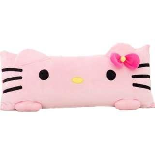 Hello Kitty long pillow