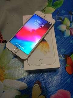iPhone 6S 64Gb Gold Singapore Fullset