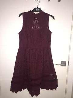 PORTMANS high neck dress
