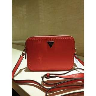 Guess Women's Crossbody Bag VY695912 - Red