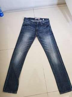 Denizen skinny fit jeans