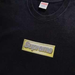 Supreme Bling Box Logo