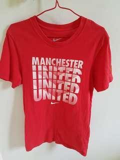 Nike manchester united t shirt