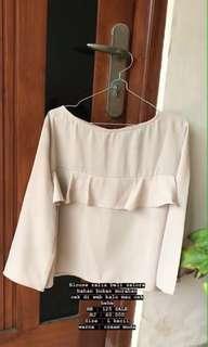 blouse zalia