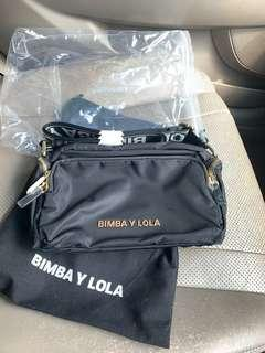 Brand new bimba y lola black ghw