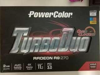 🚚 Powercolor R9 270 Cheapest on Carousell