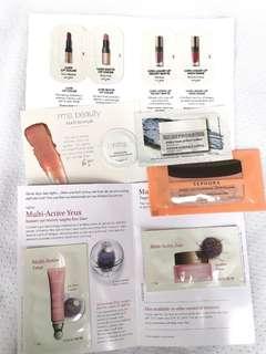Skincare & Makeup Sample Bundle E