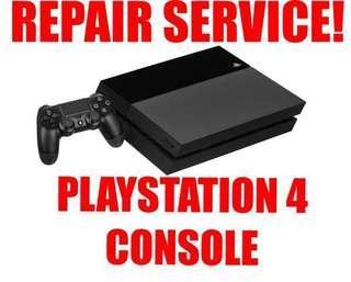 Repair device PS4