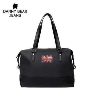 100% Auth Danny Bear Shoulder Bag