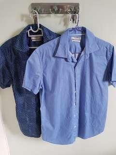 Mango man short sleeve shirt