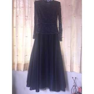 Dress Brokat Comby Tile