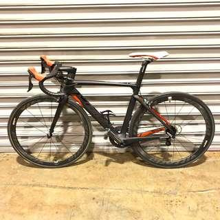 1 year old Wilier Cento10AIR Ultegra S size