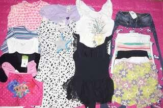Set A baby girl 4-5Yrs old