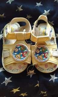 Teletubbies squeak baby shoes