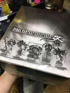 Final Fantasy creatures Kai Vol.3