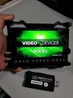 Sound Devices pix e5