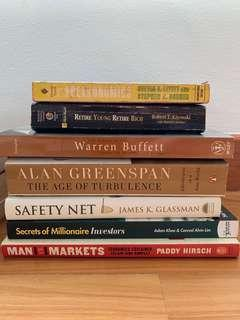 7 Books for $10