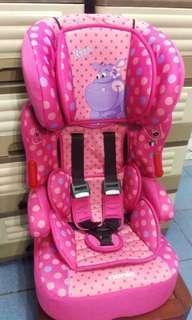 納尼亞旗艦0~4歲 成長版兒童安全座椅-動物系列(法國原裝)