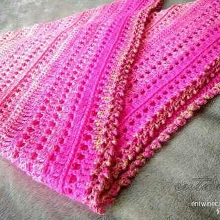 Beach Cover up or shawl