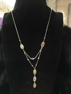 Necklace in 14K