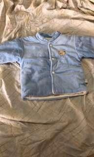 小童厚棉外套 全新