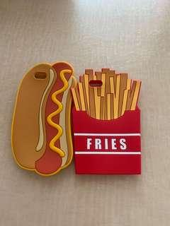 🚚 Iphone 6/6s fries and sausage bun casing